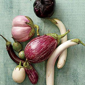 Our Favorite Eggplant Varieties - Cooking Light