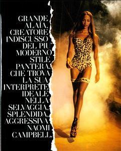 Vogue December 1991 pag 177