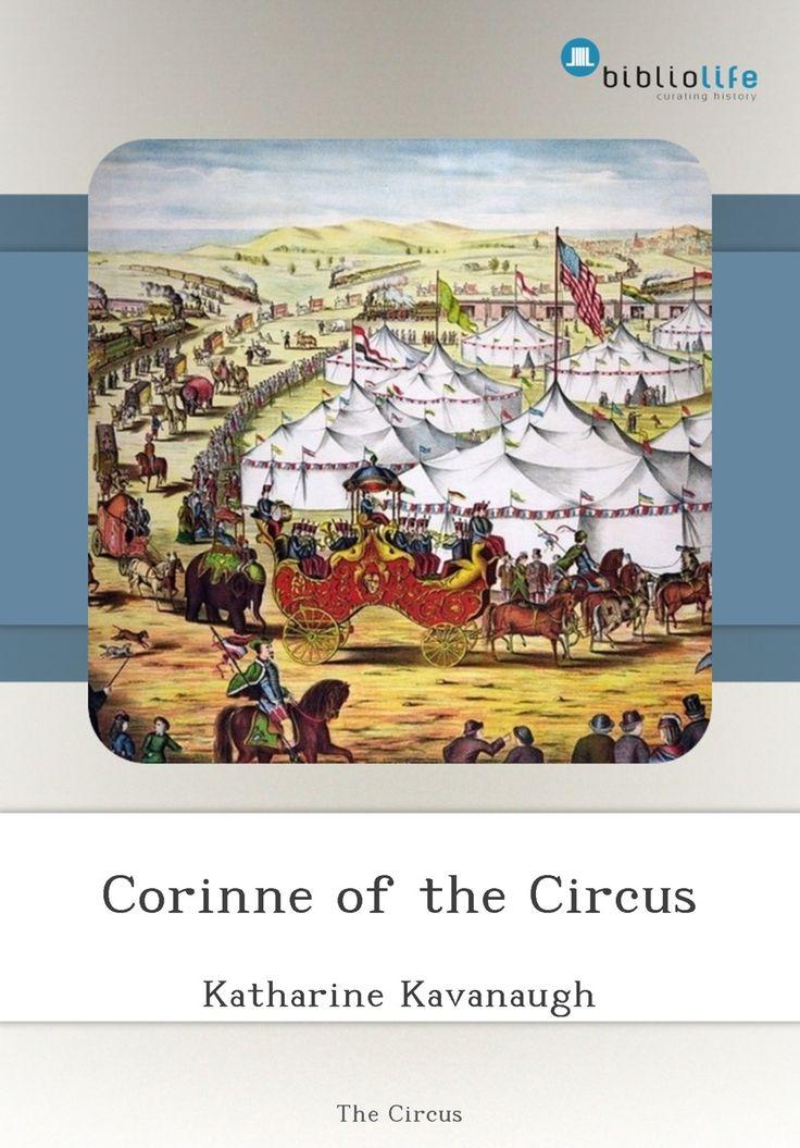 Corinne of the Circus #, #ad, #Circus, #boo…