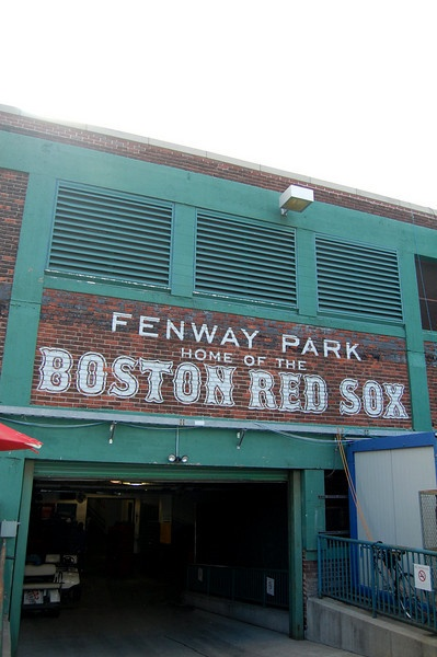 I went to Boston, Massachutes and went to the first game of the world series in FENWAY PARK!!! Lets go BOSTONN RED SOX !!! :)