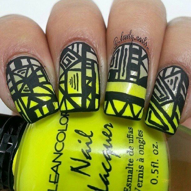 37 best Uñas images on Pinterest | Nail decorations, Nail scissors ...