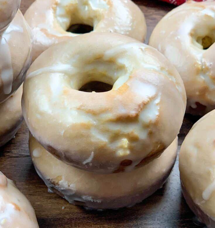 The Best Baked Donut Recipe Video Recipe In 2020 Baked Donut Recipes Donut Recipes Sour Cream Donut