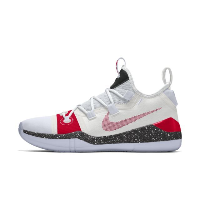 The Kobe A D By You Custom Basketball Shoe Basketball Basketballshoes Custom Kobe Sho In 2020 Kobe Shoes Nike Basketball Shoes Jordan Basketball Shoes