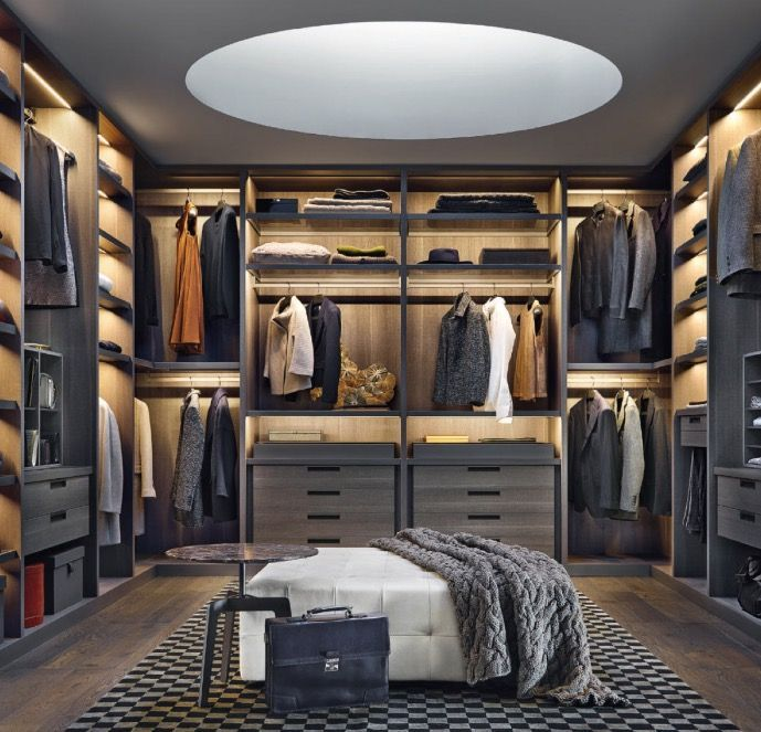 280 mejores imgenes de Awesome walk in closets