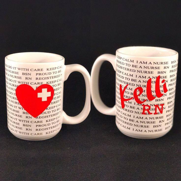 nurse graduate cover letter%0A Nurse Mug  Nurse Gift  Coffee Mug  Nurse  Perasonalized Mug  New Grad Nurse   Gifts for Nurse  Nurses week