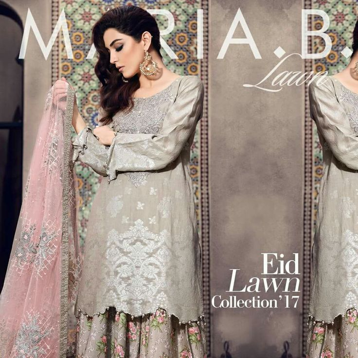 Maria.B. Eid Lawn Launching 10th June 2017!! #SummerLove #SummerCasual #Cool #Bright #Pretty ##Grey #FullyEmbroidered #DigitalPrinted #Hues #Breezy #Soft Just Perfect for this Eid!! ❤ Model #MayaAli #Designer #MariaB #EidCollection17 #EidLawnCollection17 #ComingSoon #LaunchingSoon #PakistaniCouture #PakistaniFashion  ✨