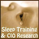 interesting article on new research showing a link between sleep training and higher stress (and cortisol) levels causing lower serotonin and greater risk of SIDS.