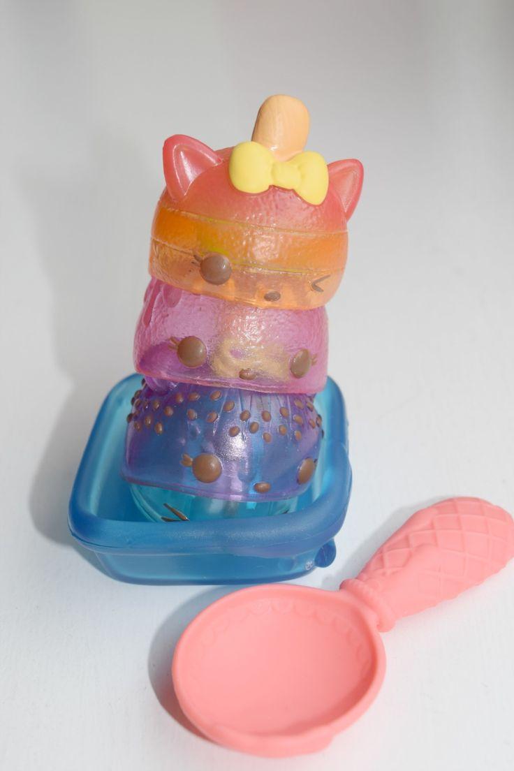 Num Noms Series 2 - Freezie Pops #review #toy