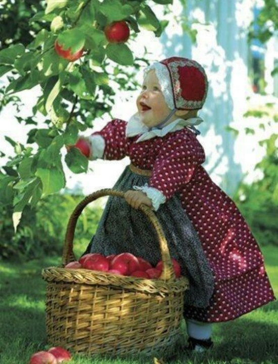 Your child's perfect self just needs your nourishment. Then it emerges perfectly all by itself.