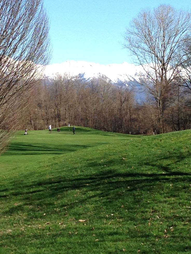 The course - Golf Club Udine, Fagagna - Italy