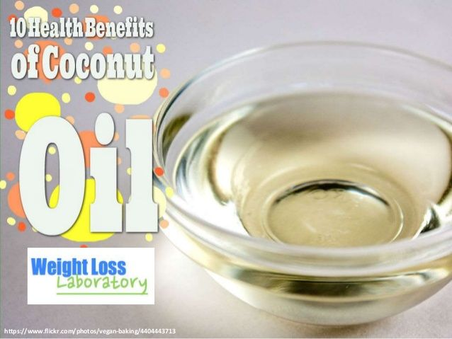 10 Health Benefits of Coconut Oil by Susan  Campbell via slideshare