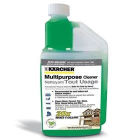 Karcher 9.558-120.0 Multi-Purpose High Concentrate Detergent (1QT) at Pressure Washers Direct includes a  factory-direct discount and a tax-free guarantee.
