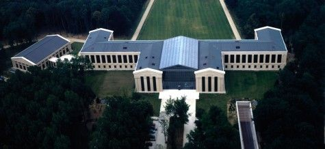 Swift Headquarters, LaHulpe Belgium - Ricardo Bofill Taller Arquitectura -