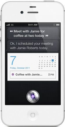SIRI Schedule 25 of the Coolest SIRI Voice Commands for the iPhone 4S (list)