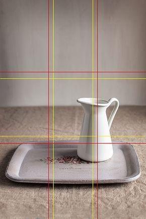 Composición de bodegones para fotografía: nociones básicas. Por Miriam en María Lunarillos