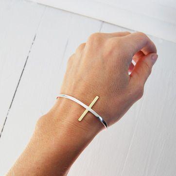 1. MB. ROD mässing armband