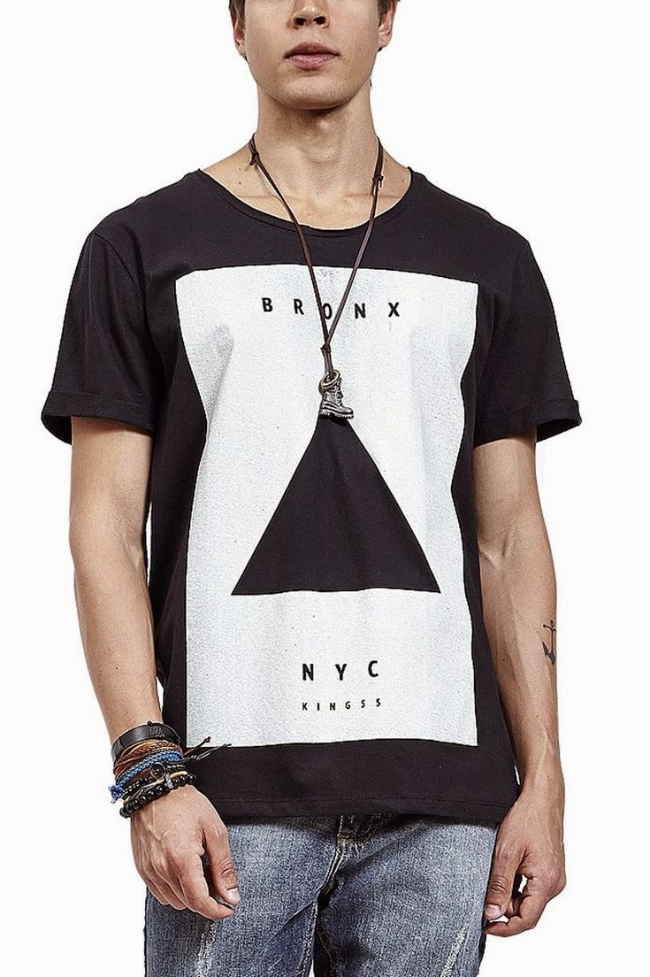 Macho Moda - Blog de Moda Masculina: Dicas para usar Camisetas Estampadas Masculinas!