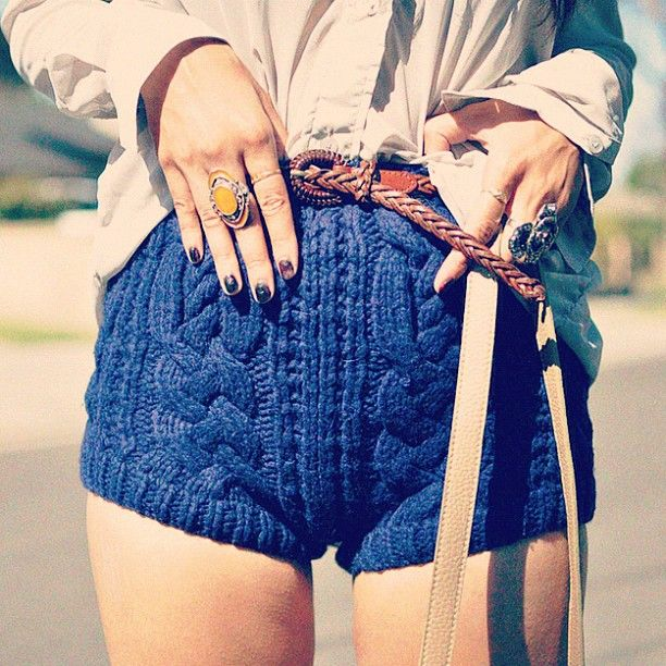 Another example of, just because you CAN crochet/knit it, doesn't mean you SHOULD