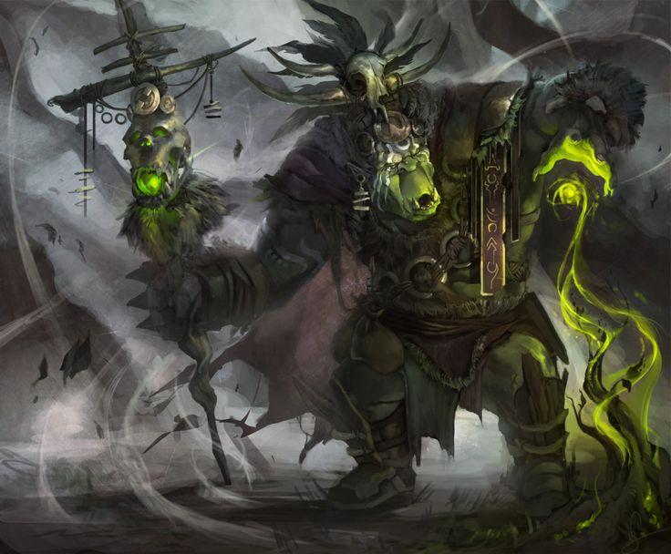 Character Build The Orc Shaman King - The Skyrim Blog -5639