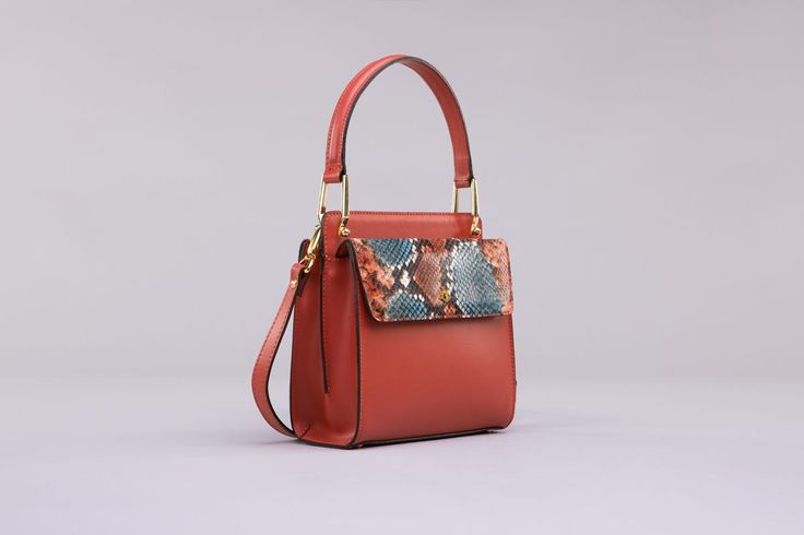 Bag: Clizia by #AgataHandbags