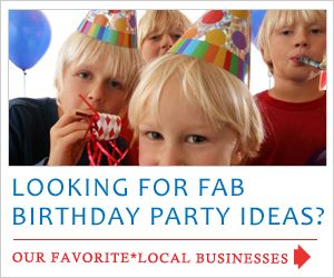 Kids Birthday Party Venues in Seattle