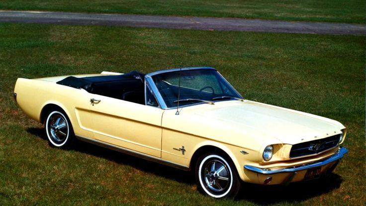 Ford | Ретро автомобили 50-70 х годов