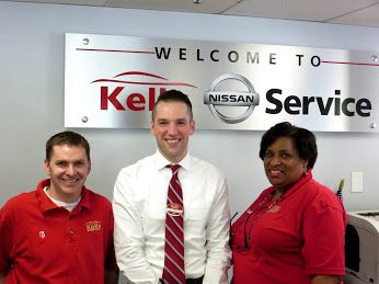 Our Service Center at Kelly Nissan Beverly is here for any services you need on your car. Call or go online to schedule an appointment with us.    http://www.kellynissanofbeverly.com/service-appointment.htm