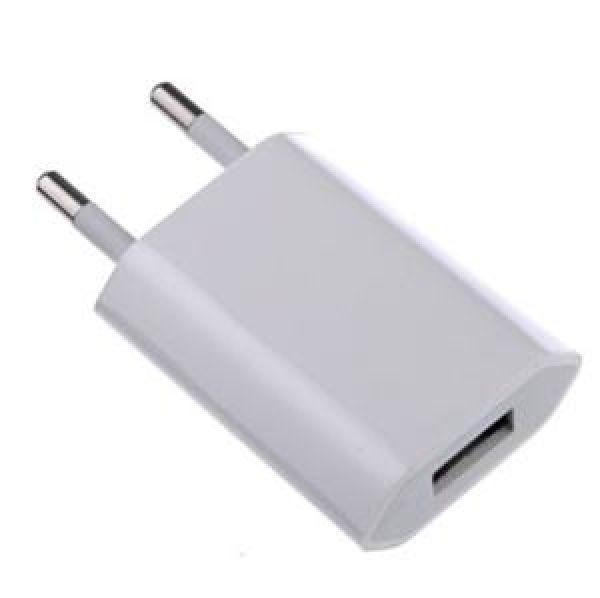 230V branchez<br>l'adaptateur USB