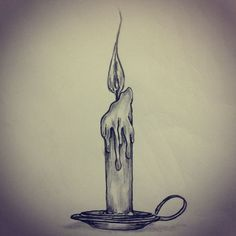 candle drawing - Google Search