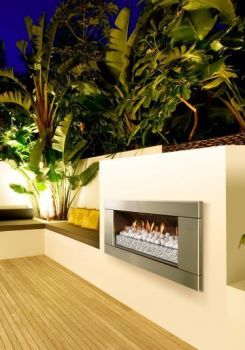 EF5000 Outdoor Gas Fire