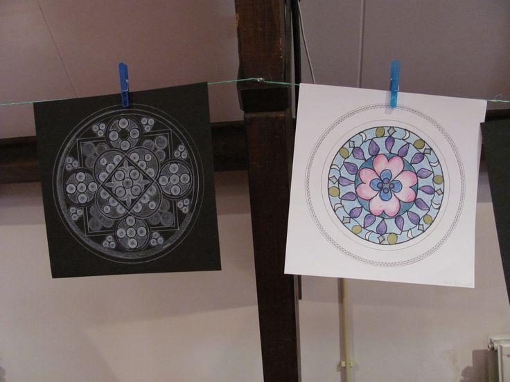 Vijf religies: Dag 1 - Christendom met 'Imago Mundi' en het roosvenster
