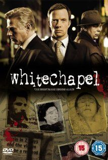 Whitechapel Poster    Whitechapel (2009)  TV Series  -  180 min  -  Crime | Mystery | Thriller  7.7 Your rating:   -/10   Ratings: 7.7/10 from 1,940 users     Reviews: 14 user | 8 critic  A fast-tracked inspector, a hardened detective sergeant, and an expert in historical homicides investigate modern crimes with connections to the past in the Whitechapel district of London.    Stars: Rupert Penry-Jones, Philip Davis and Steve Pemberton