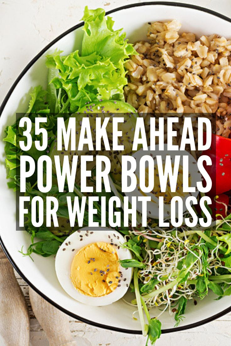 Weight Loss Made Simple: 35 Power Bowl Recipes for Every Meal – Vegetarian or Easily Veg