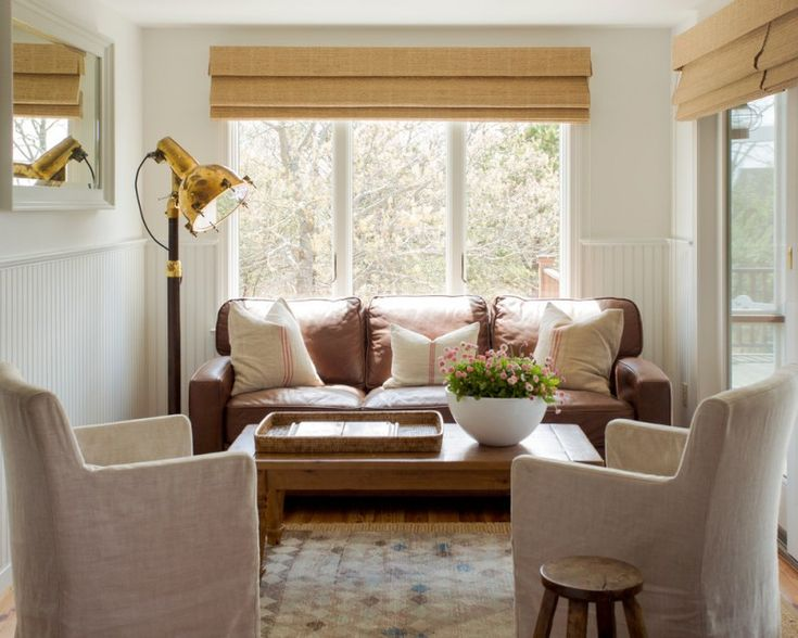 17 Best Ideas About Brown Leather Couches On Pinterest