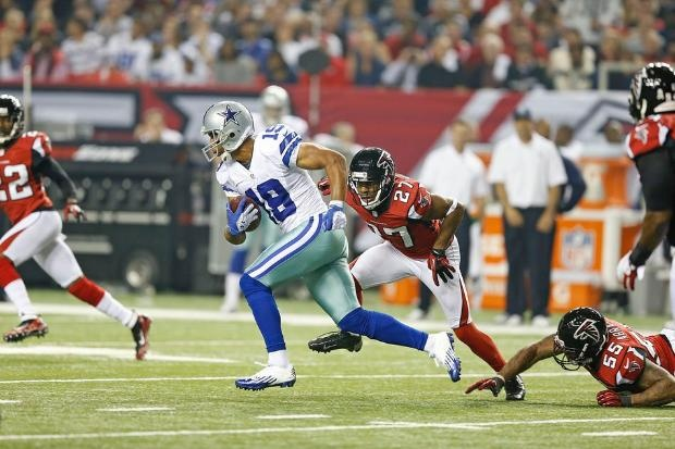 Cowboys vs. Falcons
