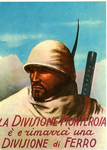 The Monterosa Division is and will always be an Iron Division