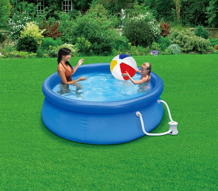Free Standing Above Ground Swimming Pools: 1000+ Images About Above Ground Ring Pools On Pinterest