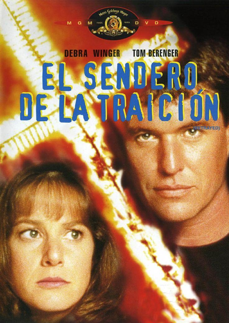 El sendero de la traición (1988) EEUU. Dir: Constantin Costa-Gavras. Drama. Racismo. Vida rural. Thriller. Acción - DVD CINE 1446