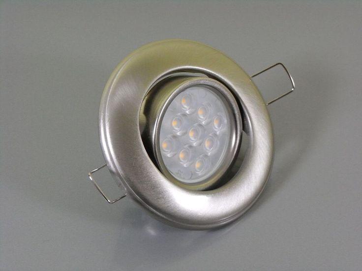 Beautiful x LED SMD Einbauleuchte Einbaustrahler Deckenleuchte Set GU W Watt warmwei