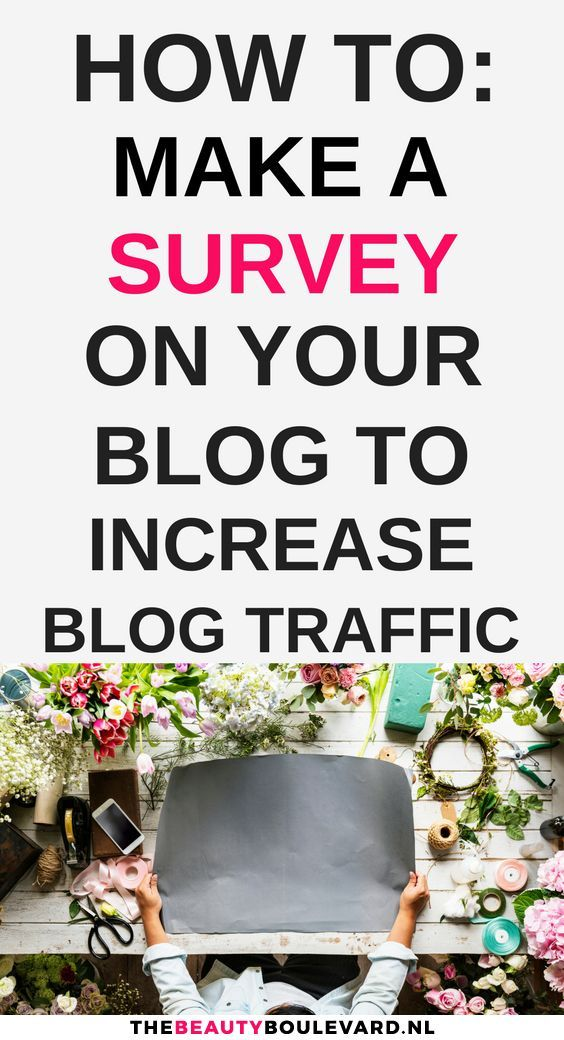 Are you looking on how to make a survey for your websites online? These questions and this design is the perfect way to increase, boost and skyrocket your blog traffic. So are you a business owner or a blogger? Then check out this blogpost on how to make a survey.