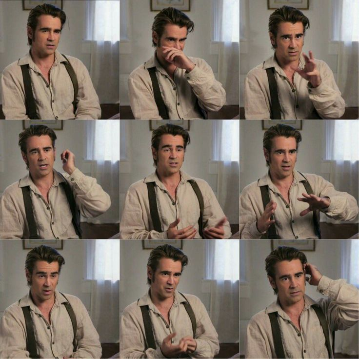 Colin Farrell-The Beguiled