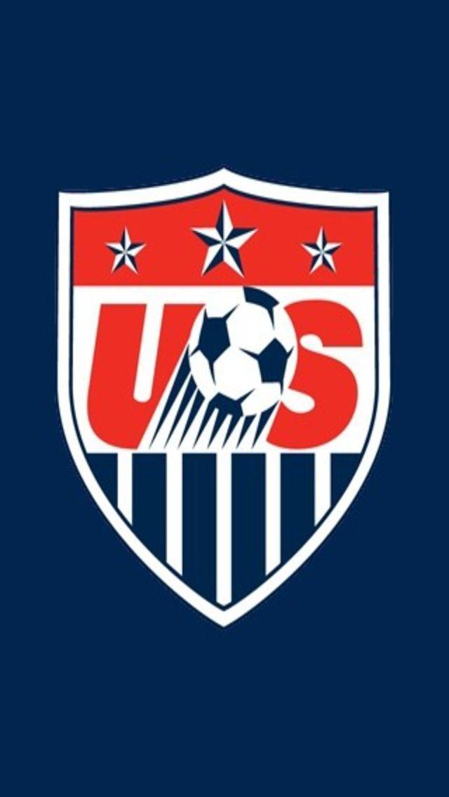 Wallpapers For Iphone 5 Soccer Soccer Logo Usa Soccer Team Us Soccer