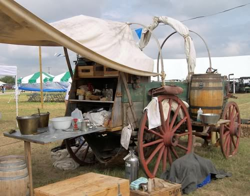 Cowboy Cookin Chuck Wagon Style Have Kitchen Will
