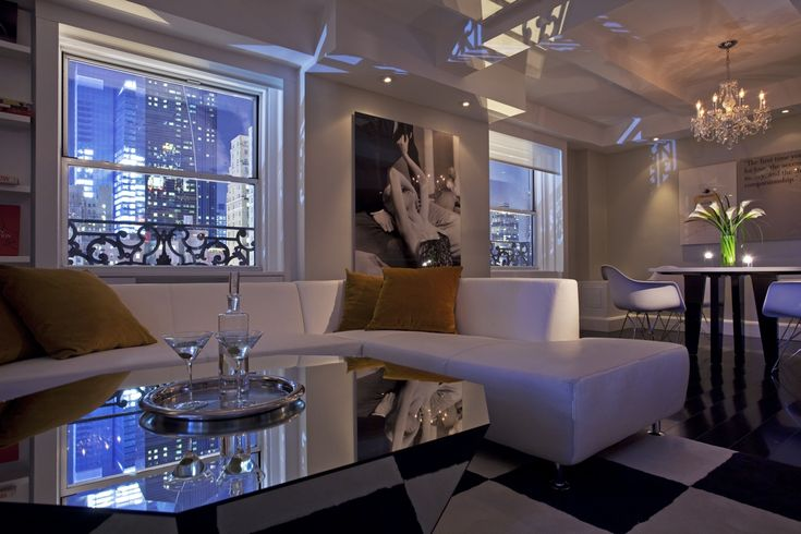 The Paramount Hotel New York Suite Feel inspired: www.luxxu.net |  #luxuryhotel #luxurylifestyle #paramount
