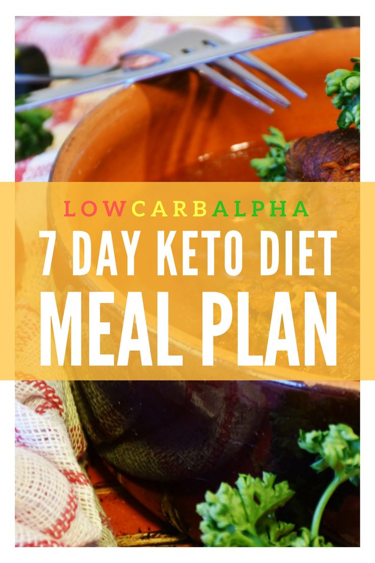 7 Day Keto Diet Meal Plan lowcarbalpha.com/… Learn the benefits of ketosis and…