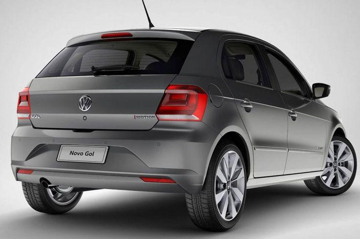 Volkswagen do Brasil Novo Gol (2016)