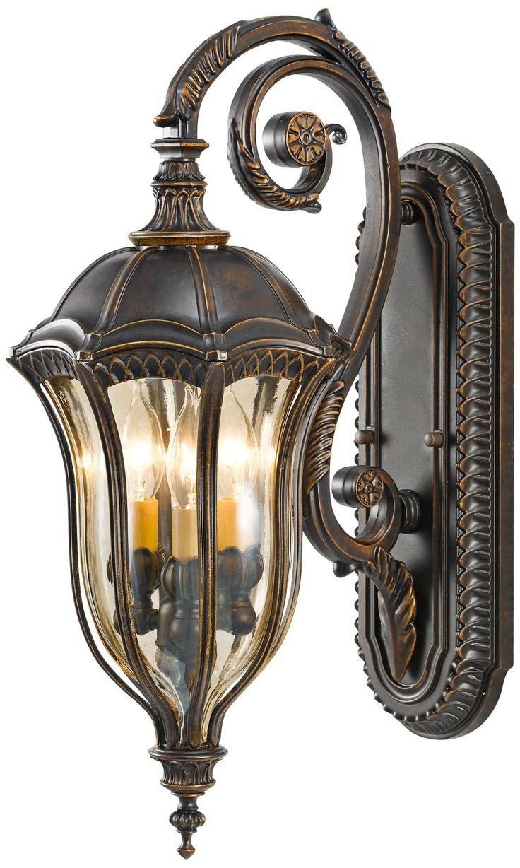 "Murray Feiss Baton Rouge 22 3/4"" High Outdoor Wall Lantern | LampsPlus.com"