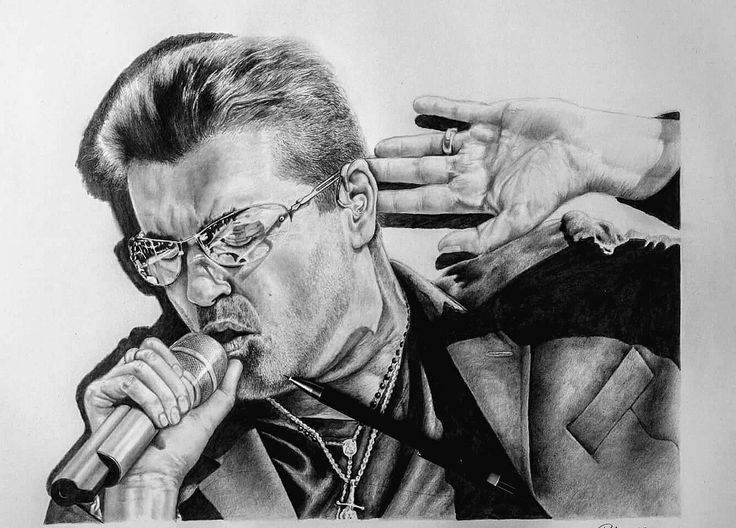 from Pif Piff I was going to sell the original, but I have decided to donate it to Macmillan Cancer Support, seeing what George Michael did to help the charity and the nurses, hope it helps raise funds, please share thanks