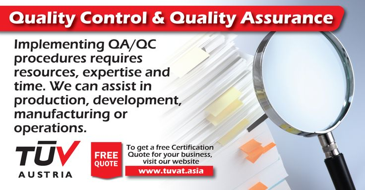 TUV Austria Quality Control and Quality Assurance Services. No compromise of quality and safety. For further queries how we can assist you: tuvat.asia/get-a-quote, or call Pakistan: +92 (42) 111-284-284 | Bangladesh +880 (2) 8836404 to speak with a representative. #ISO #TUV #certification #inspection #pakistan #bangladesh #srilanka #lahore #karachi #colombo #dhaka #quality #assurance #control