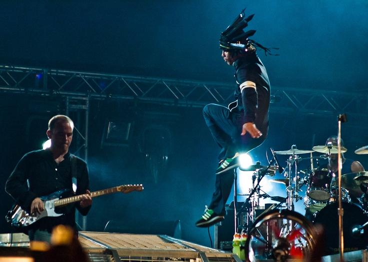 Jumping Jamiroquai